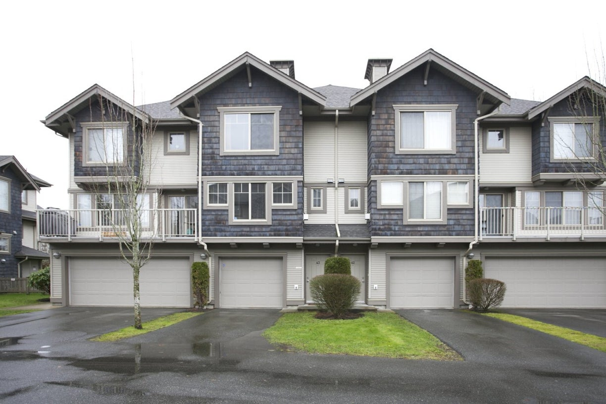 43 20761 Duncan Way - Langley City Townhouse for sale, 3 Bedrooms (R2019342) #1