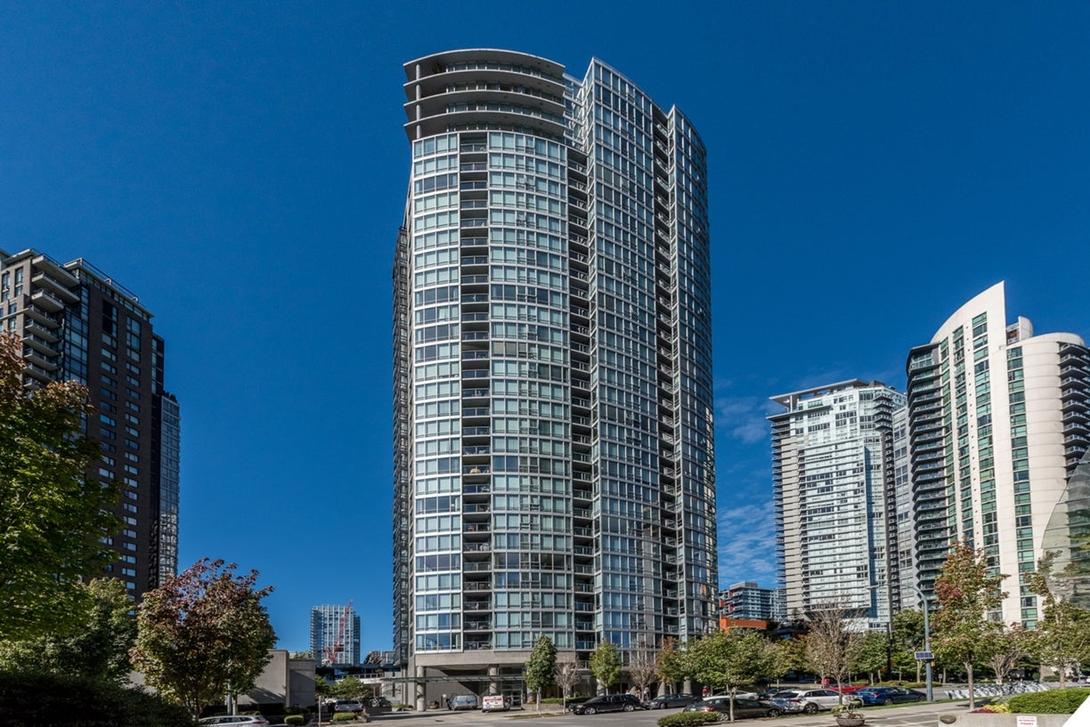 907 1495 Richards Street - Yaletown Apartment/Condo for sale, 1 Bedroom (R2117128) #1