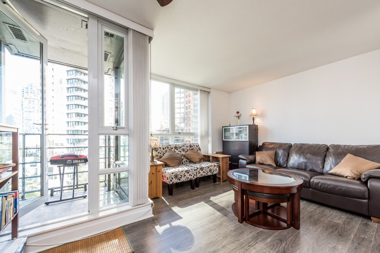 907 1495 Richards Street - Yaletown Apartment/Condo for sale, 1 Bedroom (R2117128) #5