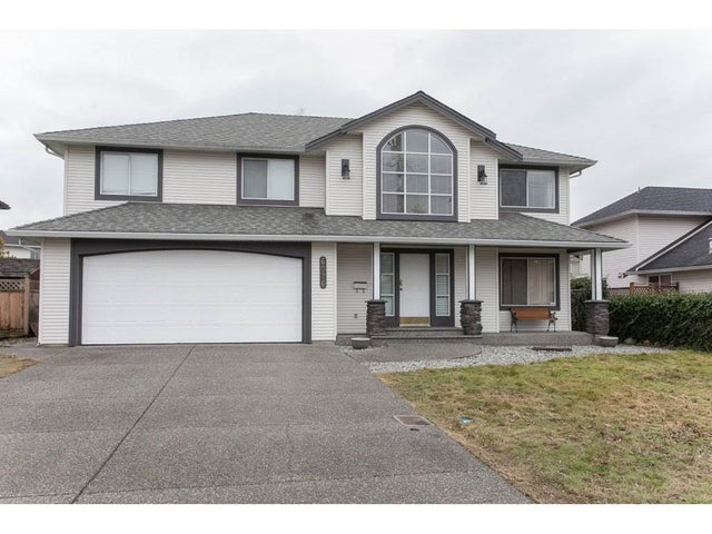 6076 170TH STREET - Cloverdale BC House/Single Family for sale, 5 Bedrooms (R2134913) #1