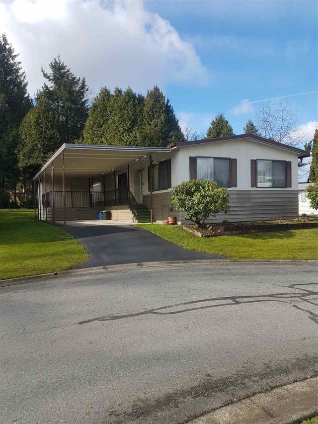 4 13507 81 AVENUE - Queen Mary Park Surrey Manufactured with Land for sale, 2 Bedrooms (R2246183) #1