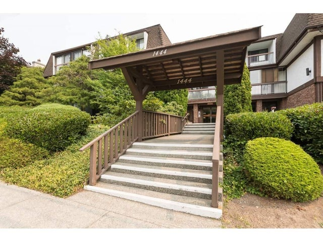 202 1444 MARTIN STREET - White Rock Apartment/Condo for sale, 1 Bedroom (R2296589) #1